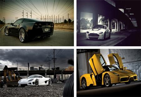 عکس ماشین های مدل بالا با کیفیت HD
