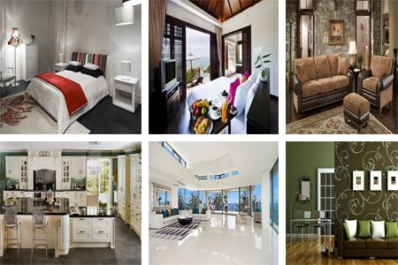 جدیدترین عکس های نمای داخلی خانه های 2013